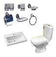 Сантехника, аксессуары для ванных комнат